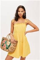 Tassel Tier Sundress - Dresses