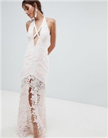 The Jetset Diaries Frangapani Strappy Evening Dress at asos.com