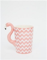 Sass & Belle flamingo mug at asos.com