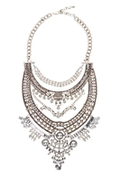 Layla Layered Statement Necklace