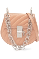 Chloé - Drew Bijou quilted leather shoulder bag
