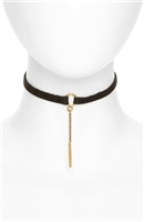 Bar Drop Choker