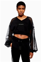 Lace Crop Top by Ivy Park