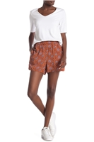 Madewell | Printed Pull-On Shorts