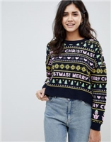 ASOS DESIGN christmas sweater at asos.com
